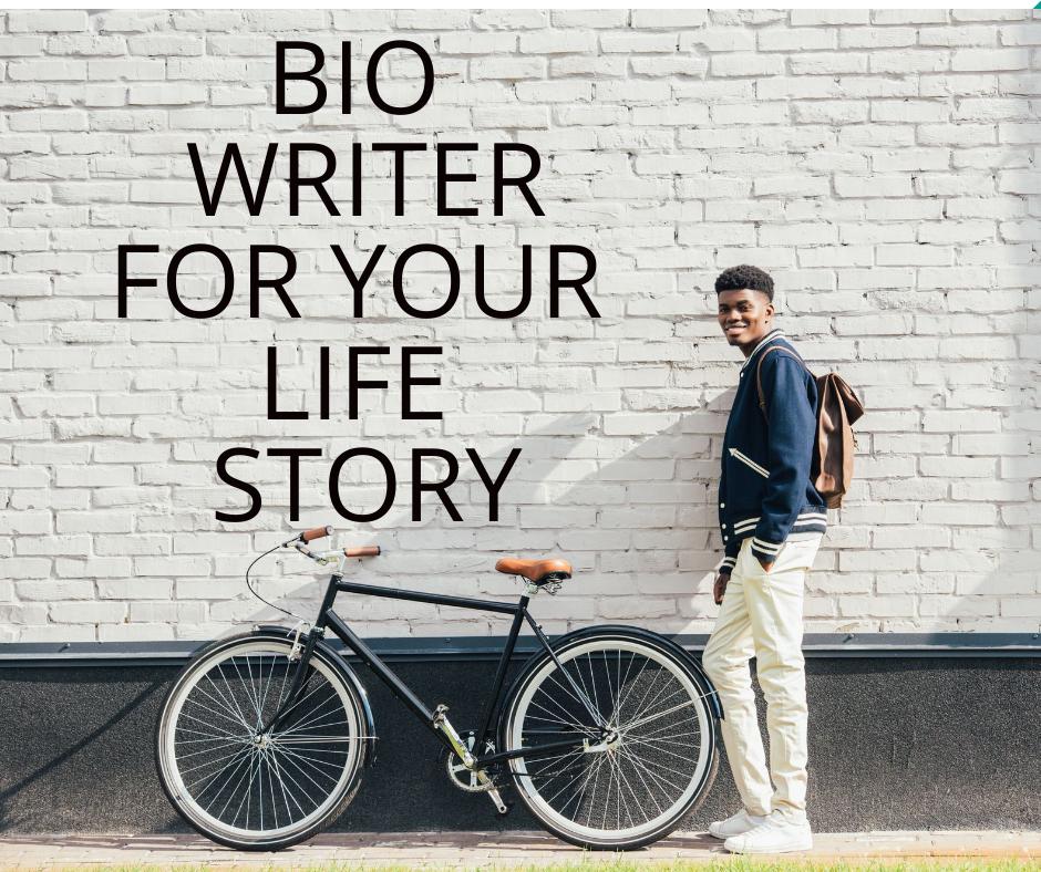 bio writer